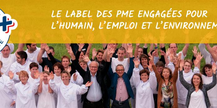 Plus de 100 entreprises labellisées PME+