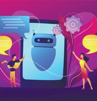 """7 bonnes raisons d'intégrer un <span class=""""highlight"""">chatbot</span> en entreprise"""