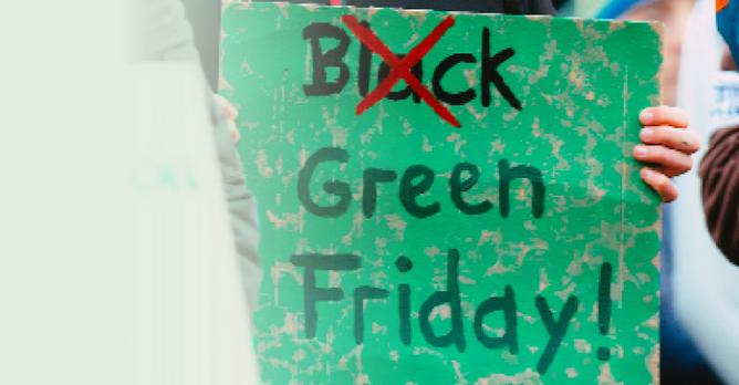 Le Green Friday 2020 continue son combat pour une économie responsable