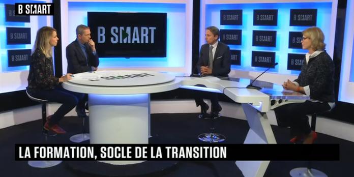 Smart Impact 27 octobre : Aviva France, les formations de la transition écologique, Teebike