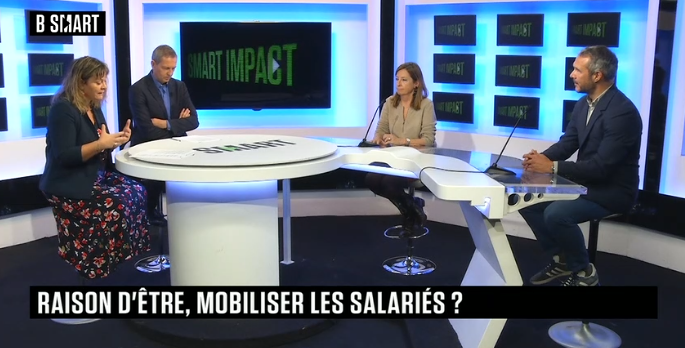 Smart Impact 23 octobre : La Roche Posay, les salariés et la raison d'être, Petrone