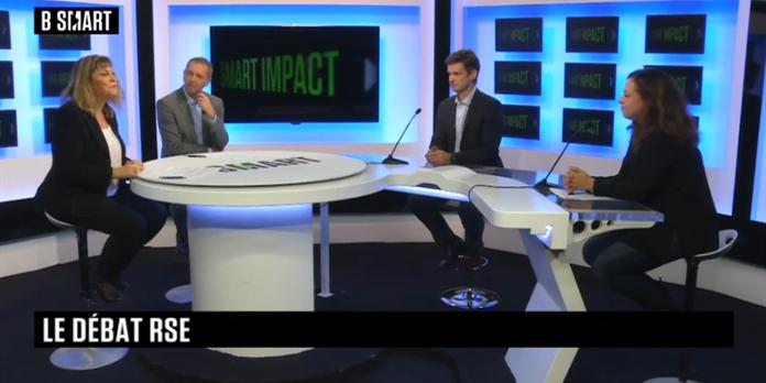 Smart Impact 22 octobre : La Fenêtrière, comment recycler le plastique, Gunther