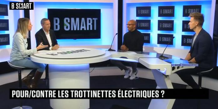 Smart Impact 20 octobre : Havas Paris, pour ou contre les trottinettes électriques, Soscience