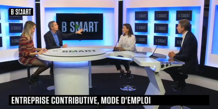 Smart Impact 14 octobre : Citéo, les entreprises contributives, Beau Nuage