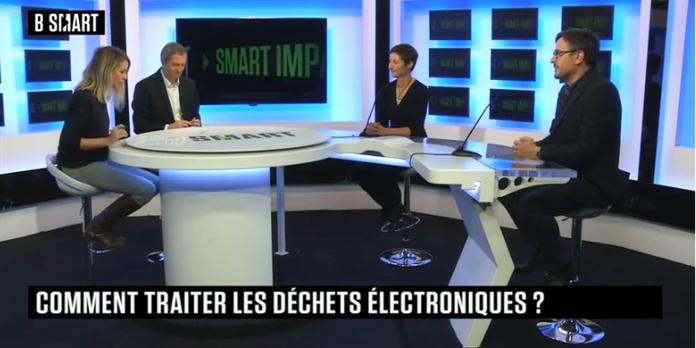 Smart Impact 13 octobre : U2GUIDE, Noos Global, recycler les déchets électroniques, Article 1