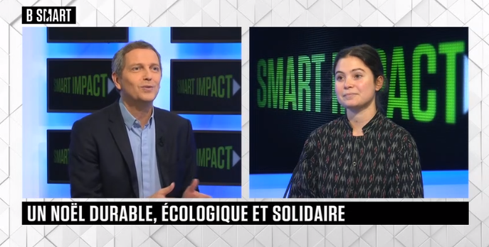 Smart Impact 18/12 : Make.org, Noël responsable, la Fabuleuse French Fabrique