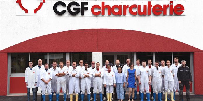CGF CHARCUTERIE obtient le label PME+