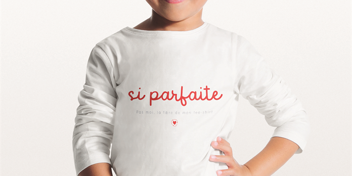 Okaïdi innove avec deux t-shirts composés de coton recyclé