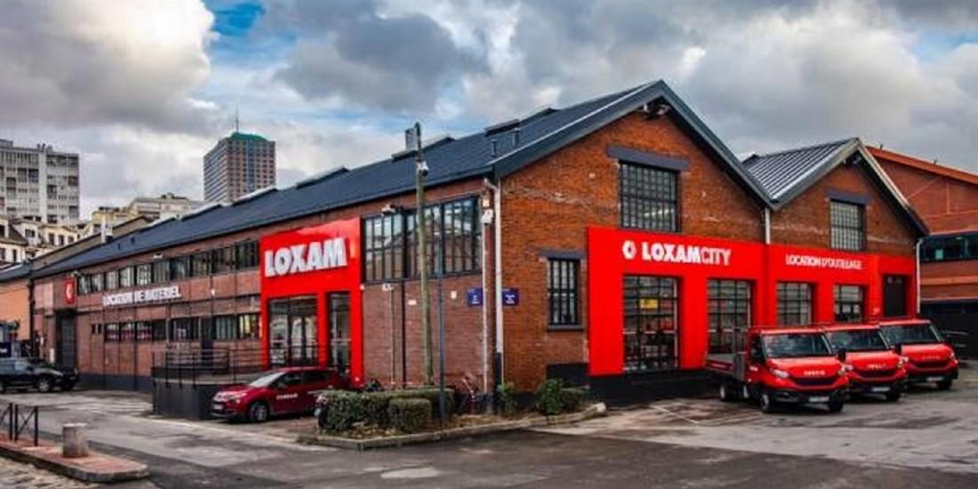 Loxam City s'étend à Aubervilliers
