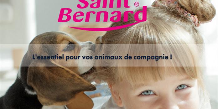 Saint Bernard obtient le label PME+