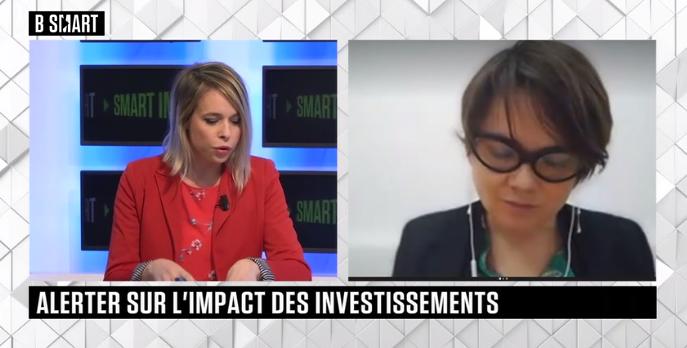 (Spécial) Smart Impact 22 janvier : Lucie Pinson, l'investissement responsable, Cour de logement