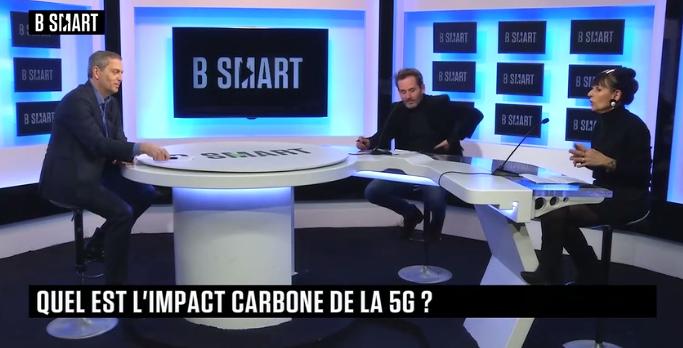 Smart Impact 12 janvier : La Mayenne, l'impact environnemental de la 5G, Loca Loca