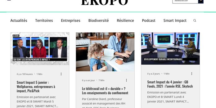 EKOPO rejoint NetMedia Group