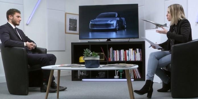 [Interview exclusive] Olivier Lombard, fondateur d'Hopium, raconte les coulisses de fabrication de la première voiture à hydrogène