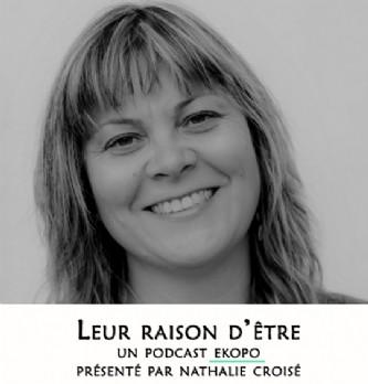 Podcast 'Leur raison d'être' épisode 35 : Emmanuelle Terrier, fondatrice des Tendances d'Emma