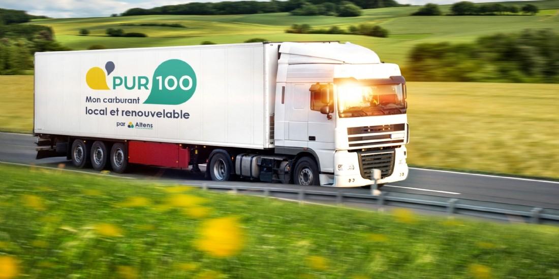 Altens accompagne les acteurs du transport dans leur transition écologique