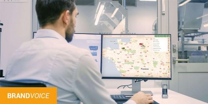 Géolocalisation et service client d'exception