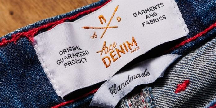 Chez Ace Denim, un verre d'eau suffit pour fabriquer un jean