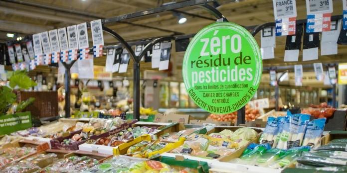 Le label Zéro Résidu de Pesticides a la cote auprès des Français