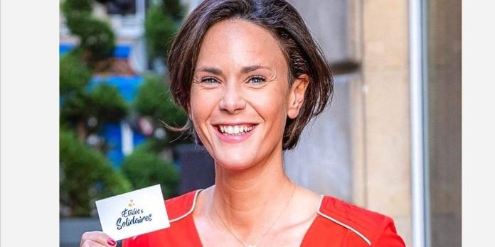 Marie Guillois, étoile solidaire