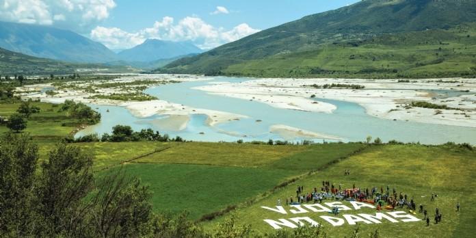 Patagonia en campagne pour la sauvegarde du plus grand fleuve d'Europe