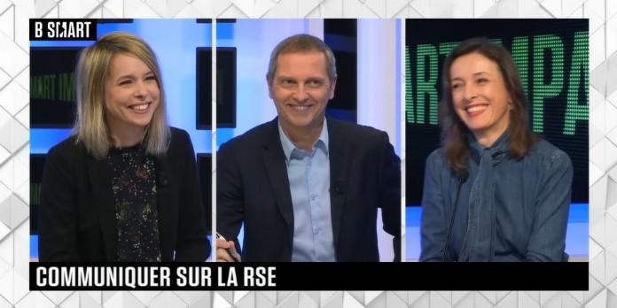 Smart Impact 26 mars : Céline Puff Ardichvili de Look Sharp, Fabrice Bonnifet de Bouygues et C3D, Arnaud Lancelot de Cozie