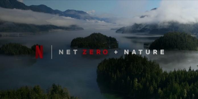 Netflix présente son plan 'Net Zéro carbone + Nature'