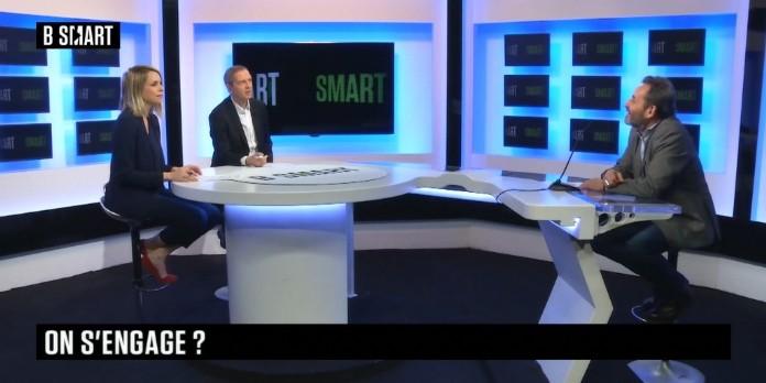 Smart Impact 2 avril : Jérôme Cohen (Engage), Gilles Vermot Desroches (Schneider Electric), Fati Mran (Avekapeti)