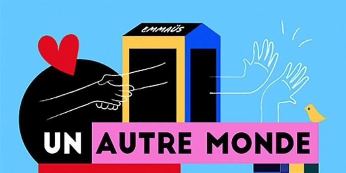 Emmaüs lance son podcast 'Un Autre Monde'