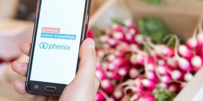 L'appli anti-gaspi Phenix dépasse le million de paniers sauvés