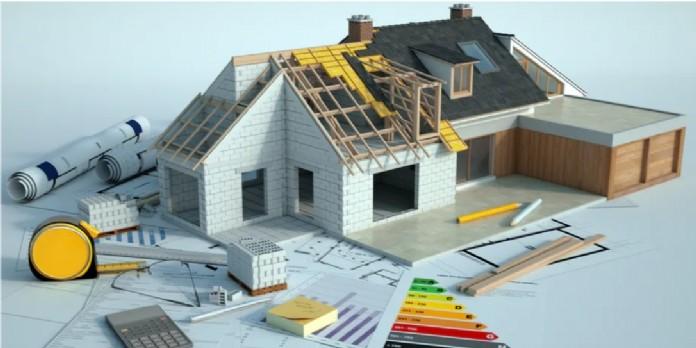 Le secteur du logement dans l'Union européenne produit 35 % des émissions de gaz à effet de serre (GES). Shutterstock