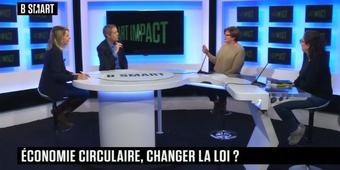 Smart Impact 30 avril : zoom sur l'économie circulaire avec Karen Delchet-Cochet (Groupe ISC), Anne de Béthencourt (Reset The World) et Arnaud Ulrich (UpCycle)