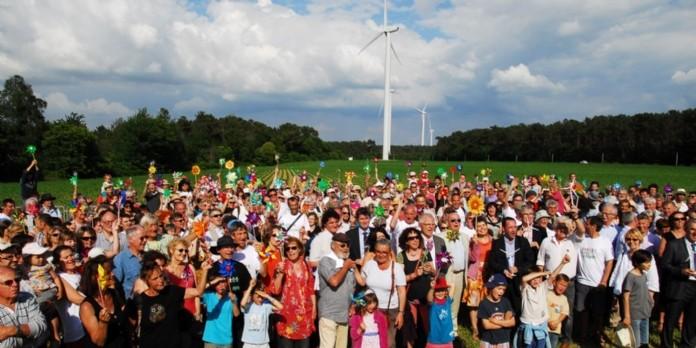Patagonia soutient les coopératives d'énergie citoyenne