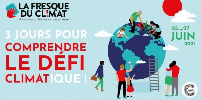 La Fresque du Climat organise son festival