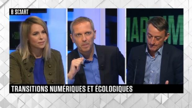 Smart Impact : zoom sur le bâtiment écologique et intelligent avec Emmanuel François (président, Smart Buildings Alliance), Khaled Almezayen (InovAya) et Arnaud Adler (ACANTHE)