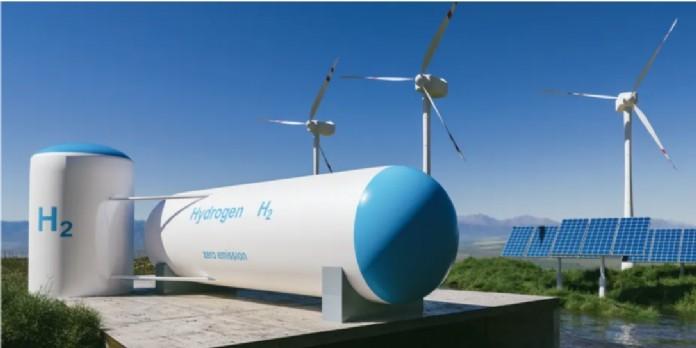 Dans les dix années à venir, 7,2 milliards d'euros d'argent public seront investis dans l'énergie hydrogène en France. Shutterstock