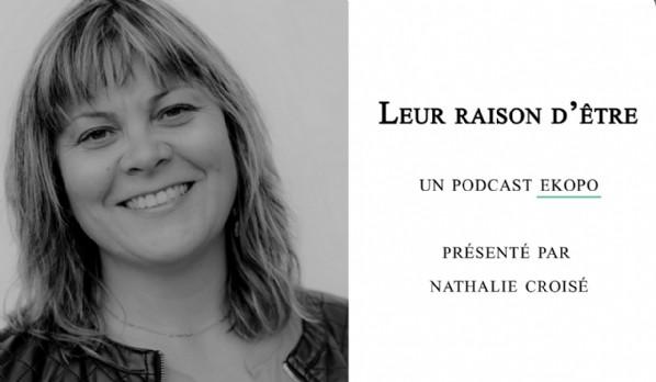 Podcast 'Leur raison d'être' épisode 43 : Aurélie Gaudillère, présidente d'Enerlis