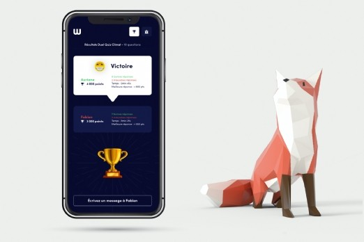 Wenow lance une plateforme d'e-gaming sur le climat