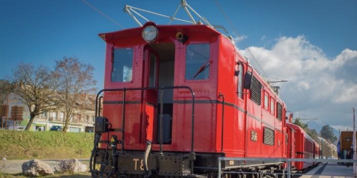 Le Petit Train de la Mure reprend du service