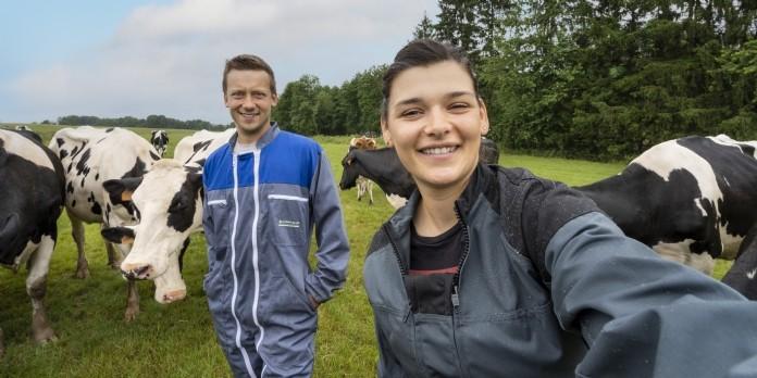 Entremont s'engage pour les jeunes agriculteurs
