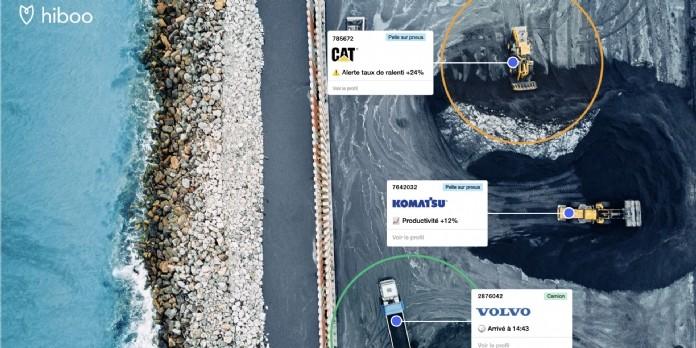 Hiboo apporte une nouvelle donnée pour réduire l'empreinte carbone d'un chantier