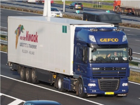 En 2019, le transporteur GEFCO a acquis la plate-forme Chronotruck pour réduire le nombre de déplacements perdus. Wikimedia commons, CC BY-SA