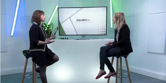 [EKOPO TV] ' Agir permet de mobiliser les collaborateurs' Pascale Baussant, fondatrice et dirigeante de Baussant Conseil