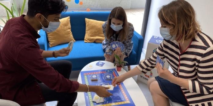 Capt'n ODD : un jeu sur le développement durable dédié aux chefs d'entreprises
