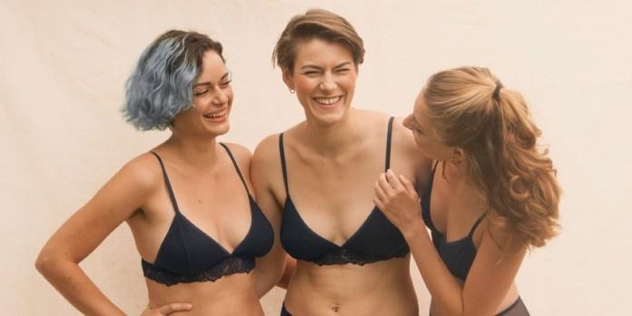 Olly : la lingerie éco-responsable arrive chez Monoprix