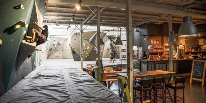 Arkose : plus qu'une salle d'escalade
