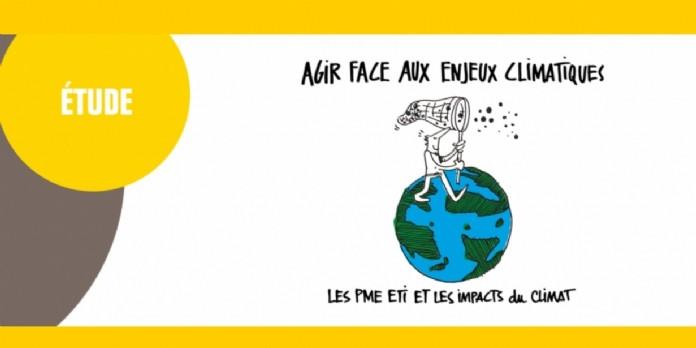 [Etude] Les PME et ETI face au changement climatique