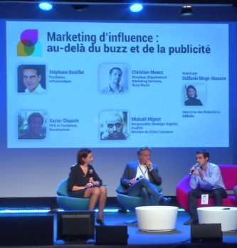 [Marketing Day 2016] Marketing d'influence, au delà du buzz et de la publicité