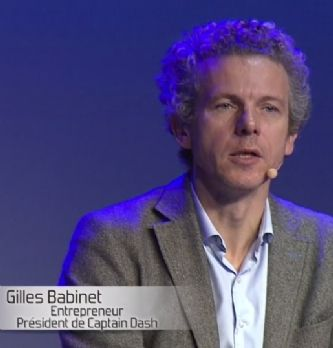 [Marketing Day 2016] Marketing et data, la keynote de Gilles Babinet