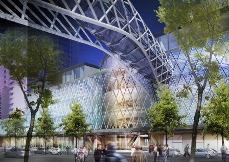 Beaugrenelle La Nouvelle Adresse Du Shopping Parisien